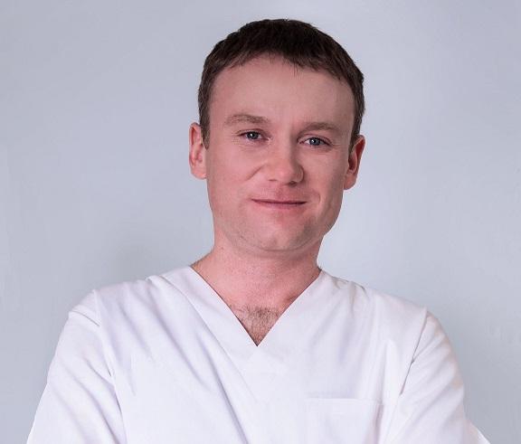 Dr n. med. Łukasz Wohadlo
