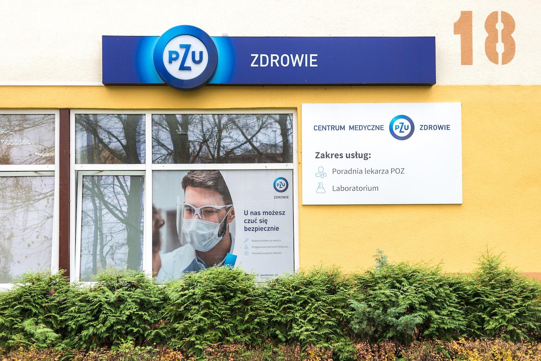 Centrum Medyczne PZU Zdrowie Ustka Kopernika